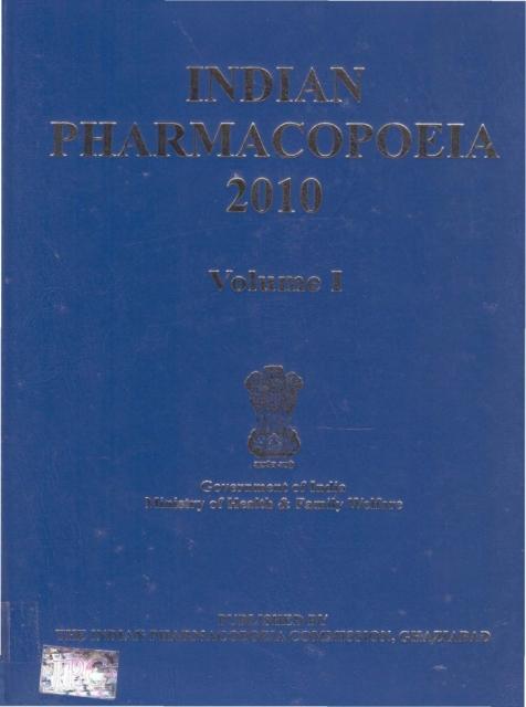印度药典(附下载)
