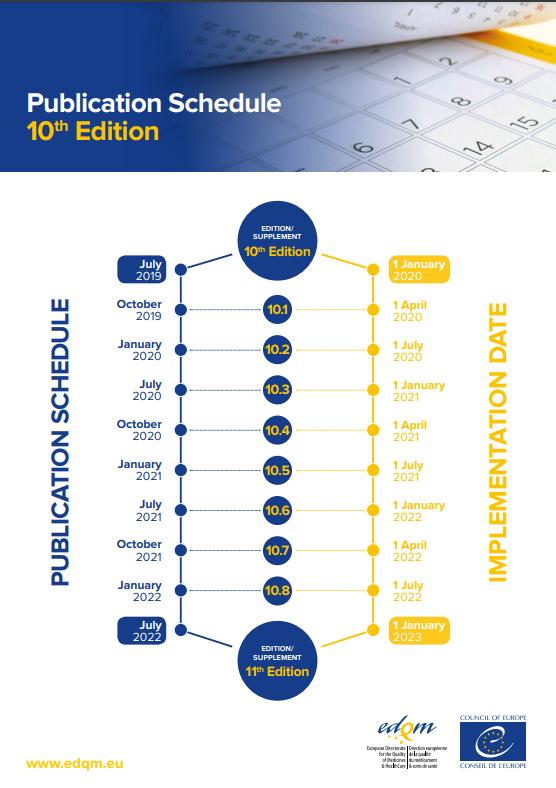 欧洲药典EP10(附下载)